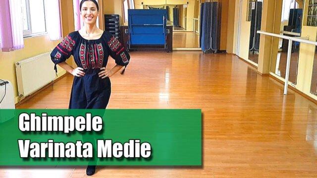 Ghimpele Varianta Medie / pe muzica