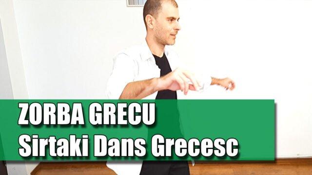Zorba Grecu / Sirtaki Dans Grecesc (Dansuri De Petrecere)