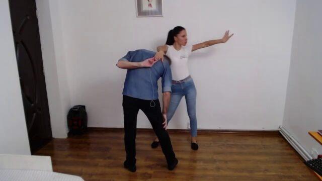 Lecție de Dans Bachata 17.03.2020