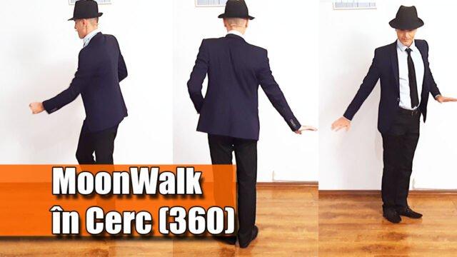 Curs MoonWalk In Cerc (360)