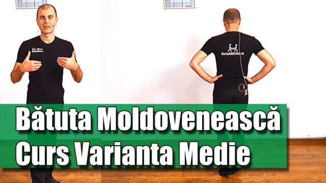 Curs Batuta Moldoveneasca Varianta Medie