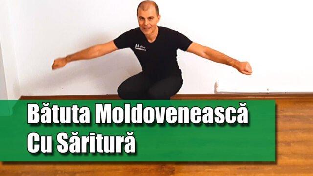 Bătuta Moldovenească cu Săritură / pe muzică