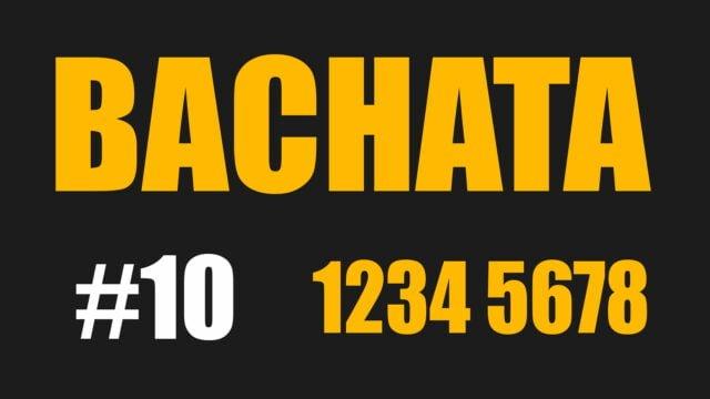 1234 5678 Bachata Timing Music Borracho Y loco - Toque D'Keda
