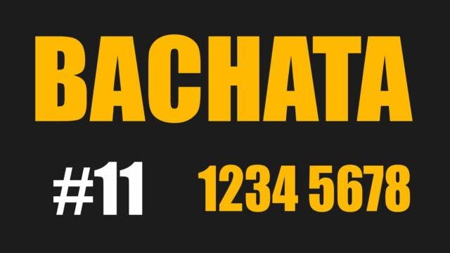 1234 5678 Bachata Count Belle Perez ~ Amame