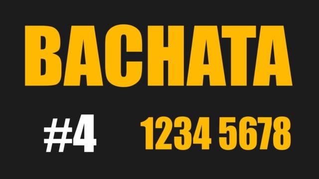 Bachata Rhythm Count JAE CAMILO - AMAZING ( Bachata Urbana )