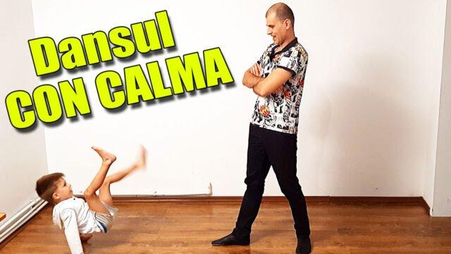 Dansul Con Calma / pe muzică